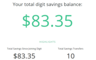 Digit.co Automatic Savings Tool Review!