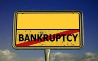 On Saving Yourself from Bankruptcy…