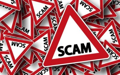 7 Common Scams you didn't Know were Scams